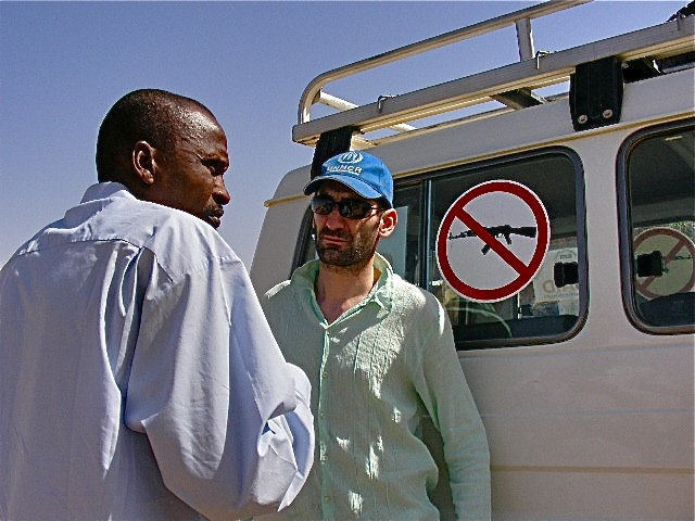 Tchad - juin 2007
