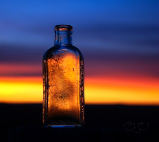 Bottle of Sunrise