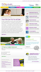 Plan for Your Health Website (Website)