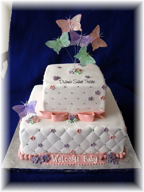 butterfly baby shower cakes image search results