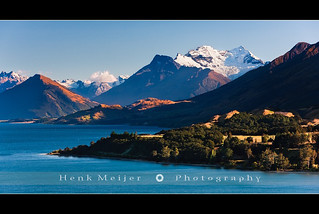 The Road to Glenorchy - New Zealand