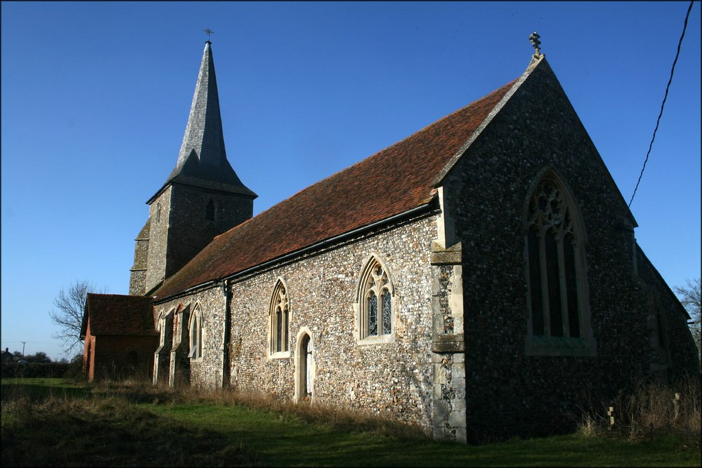 Great Henny Church, Suffolk