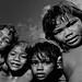 Kanak-kanak orang laut, Tanjung Langsat by AMRUL AZUAR MOKHTAR