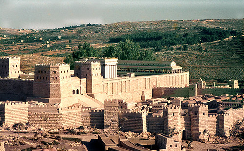 The Temple, Jerusalem
