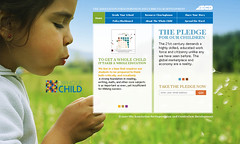 The Whole Child Website  (2007)