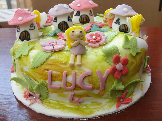 Cake Artist Peterborough : Fairy Cake - a gallery on Flickr
