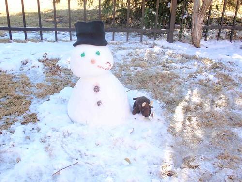 Buddy&Snowman