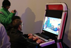 arcade game(1.0), recreation(1.0), video game arcade cabinet(1.0), games(1.0),