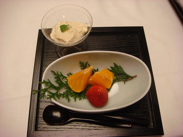 Kanazawa style dessert