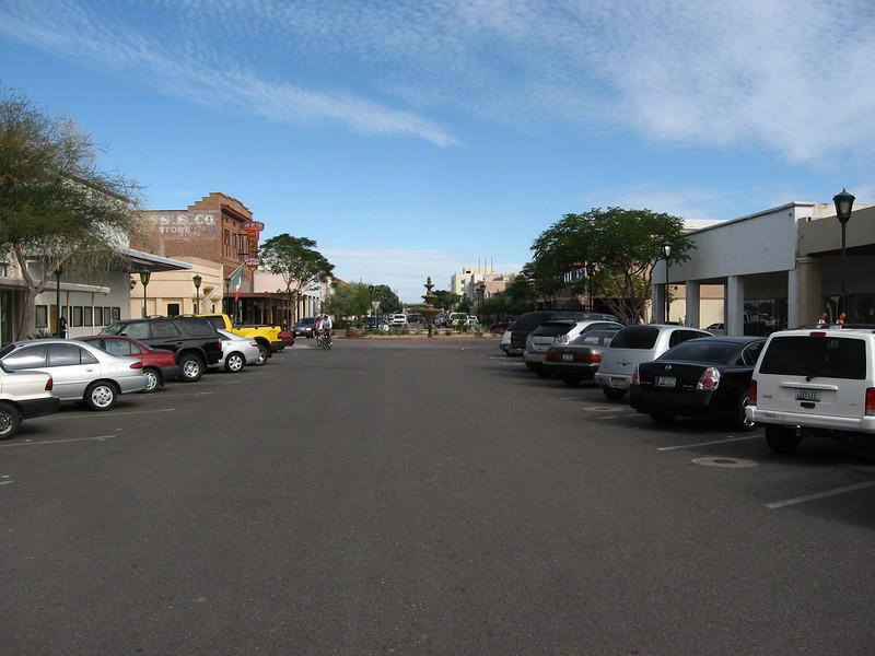 Downtown Yuma, Arizona