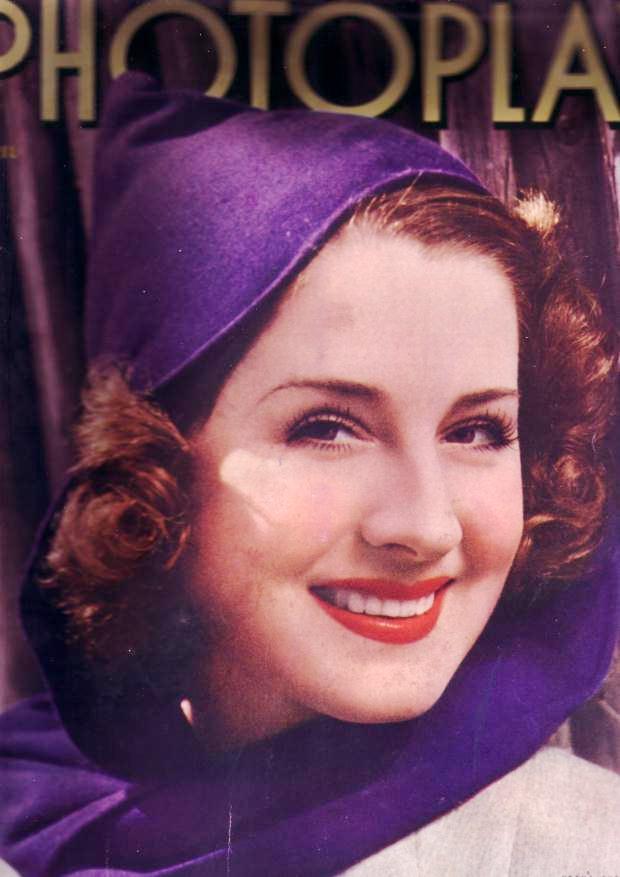 ... FEMALE STARS ; moderate flickr filter ? Vintage American Film Stars ...