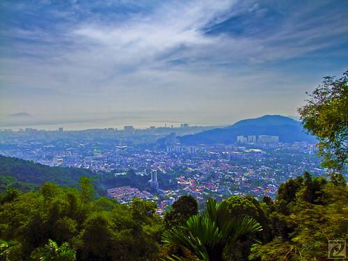 Penang Hill View #2