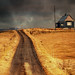 The house on the hill by Sverrir Thorolfsson