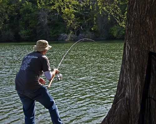 carp fishing austin texas