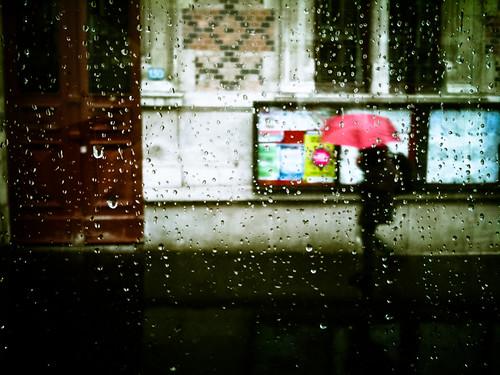 Temps pluvieux, travail studieux