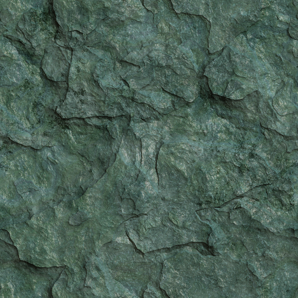 Green Marble Rock : Webtreats seamless stone pavement and marble textures