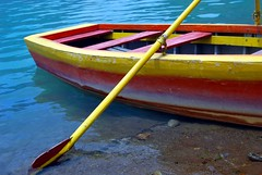 canoe(0.0), proa(0.0), mast(0.0), long-tail boat(0.0), canoeing(0.0), boats and boating--equipment and supplies(1.0), dinghy(1.0), vehicle(1.0), skiff(1.0), watercraft rowing(1.0), boating(1.0), watercraft(1.0), oar(1.0), boat(1.0), paddle(1.0),