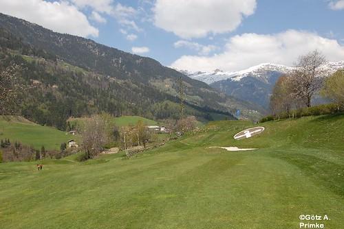 Suedtirol Fruehling 3 Golf Passeier Tal Meran 006