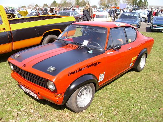 Opel Kadett B KiemenCoupé Irmscher 1  Flickr  Photo