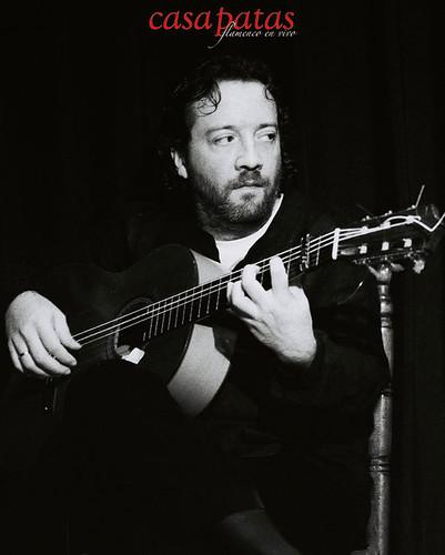 Bajo la dirección del excelente y completísimo guitarrista Vaky Losada. Foto: Martín Guerrero