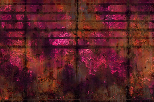 Webtreats' Hot Pink Industrial Grunge Textures 1