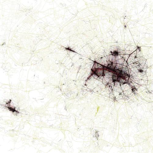 The Geotaggers' World Atlas #3: Paris