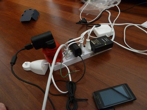 Our typical power strip