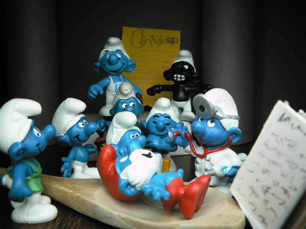 The Anatomy Lesson of Dr. Nicolaes Smurf (When Zombies Attack) - a ...