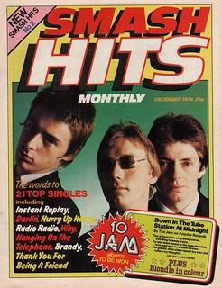 Smash Hits, December 1978 - p.01
