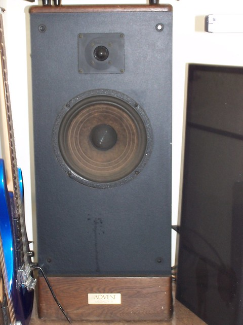 advent legacy iii speaker a photo on flickriver. Black Bedroom Furniture Sets. Home Design Ideas