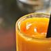 bintan lagoon - mango smoothie