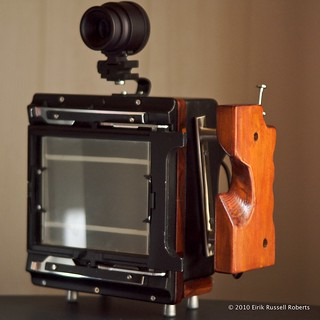 DIY 4x5/6x12 P+S version 0.4 rear