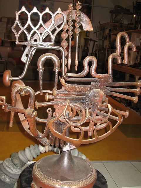 copper pipe art flickr photo sharing