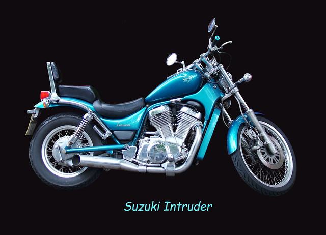 Suzuki Intruder Value
