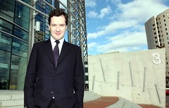 George Osborne at 3 Assembly Square