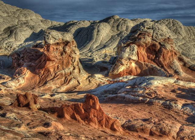 White Pocket, Monumento Nacional de Vermilion Cliffs, Arizona