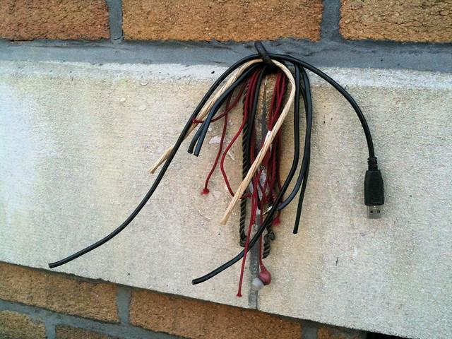cut cables