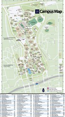 UNR Campus Map 2010-11