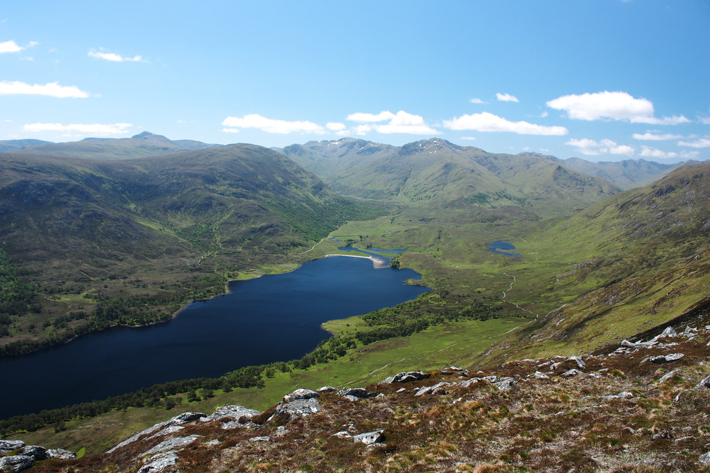 The Head of Loch Affric