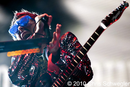 Muse Announces First Set Of Live Dates For Upcoming North American Tour