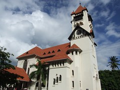 Visit the Azania Lutheran church - Things to do in Dar es Salaam