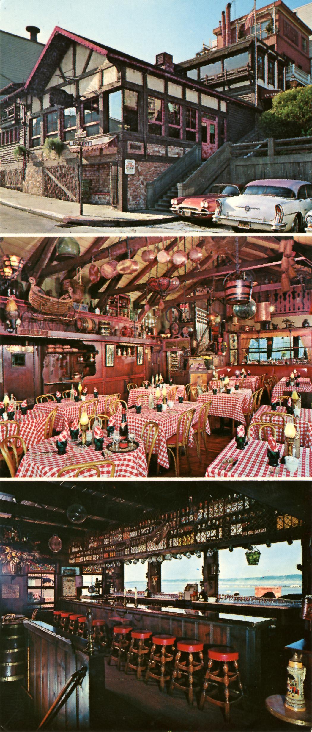 German Restaurant Telegraph Hill