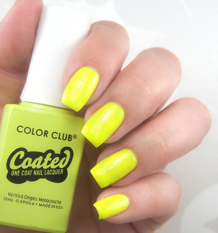 Color Club Yellin` Yellow
