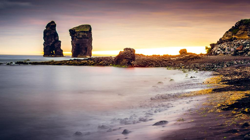 Mosteiros - Sunset - Azores