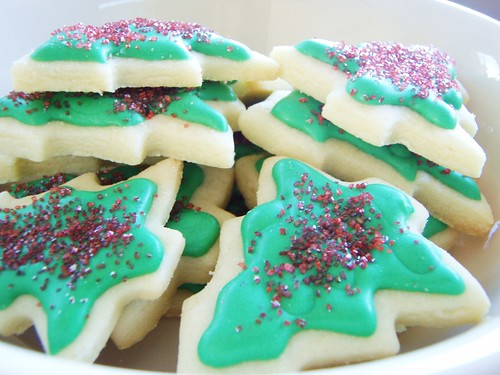 christmas sugar cookies - 47