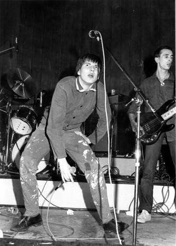Peter Hein & Michael Kemner 1980 foto richard gleim