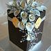 Calla Lily Cake by quaintcake