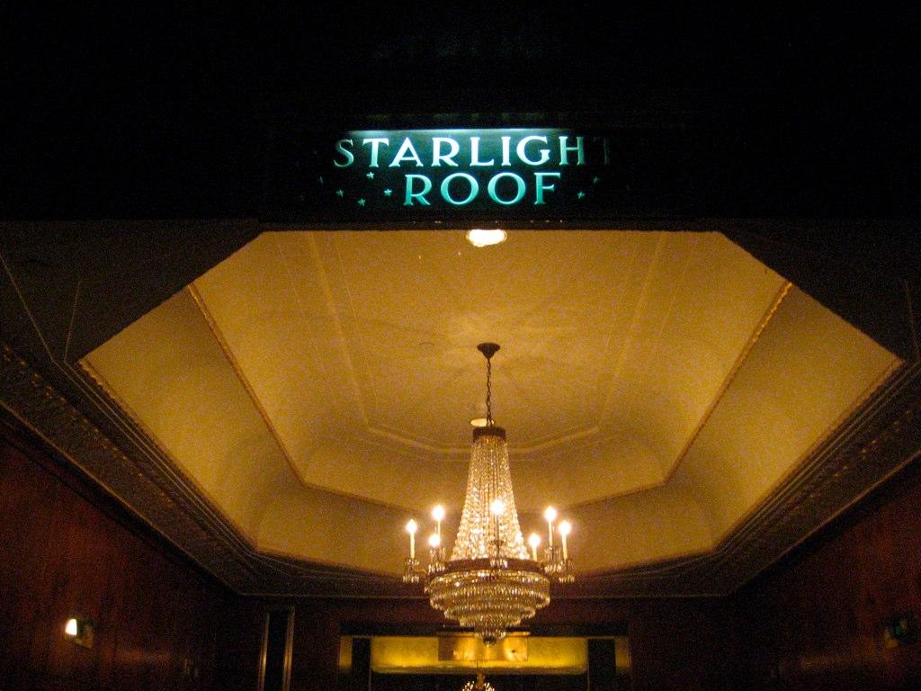 Waldorf - Astoria Starlight Roof