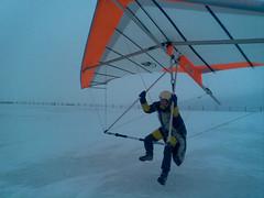 Ozzie landing