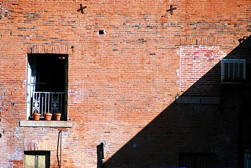 california shadow building lines project balcony bricks pad photoaday mariposa oldbuilding goldrush historicalbuilding goldcountry